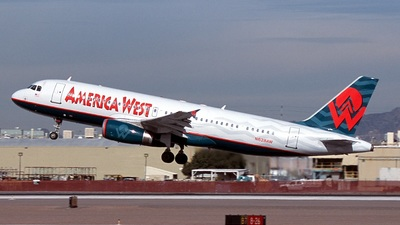 N628AW - Airbus A320-231 - America West Airlines