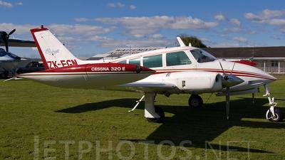 ZK-EGN - Cessna 320E Skyknight - Private