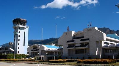 ZPLJ - Airport - Terminal