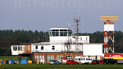 EGHH - Airport - Control Tower