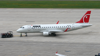 N619CZ - Embraer 170-200LR - Northwest Airlink (Compass Airlines)