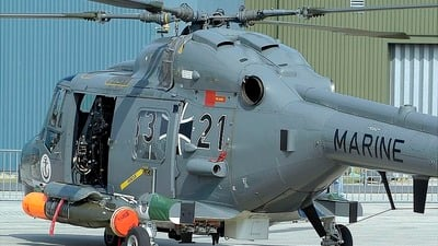 83-21 - Westland Sea Lynx Mk.88A - Germany - Navy