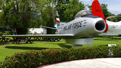 24468 - North American F-86F Sabre - Philippines - Air Force