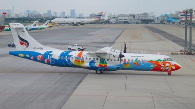 HS-PGB - ATR 72-212A(500) - Bangkok Airways