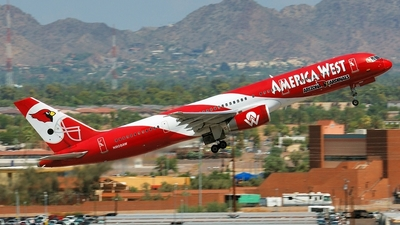 N908AW - Boeing 757-2G7 - America West Airlines