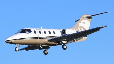 N279AK - Beechcraft 400A Beechjet - Private