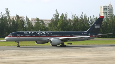 N600AU - Boeing 757-225 - US Airways