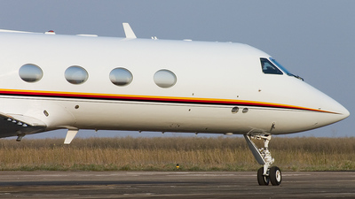 N857ST - Gulfstream G-IV(SP) - Private
