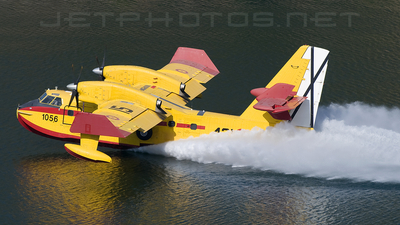UD.13-15 - Canadair CL-215T - Spain - Air Force