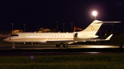 VP-CGS - Bombardier BD-700-1A10 Global Express - Private