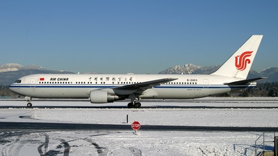 B-2493 - Boeing 767-3Q8(ER) - Air China