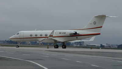 D2-ECB - Gulfstream G-III - Angola - Government