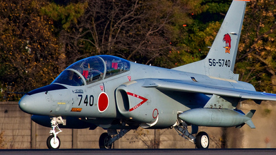 56-5740 - Kawasaki T-4 - Japan - Air Self Defence Force (JASDF)