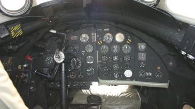 WT532 - English Electric Canberra PR.7 - Bournemouth Aviation Museum