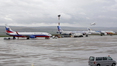 LBBG - Airport - Ramp