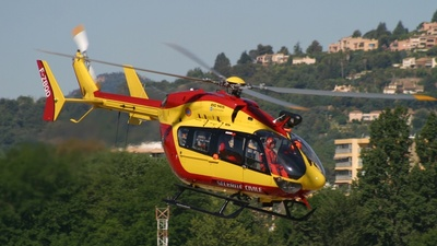 F-ZBQD - Eurocopter EC 145 - France - Sécurité Civile