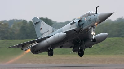 104 - Dassault Mirage 2000C - France - Air Force