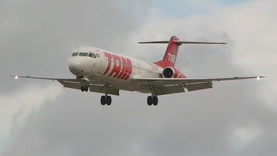 PT-MRH - Fokker 100 - TAM Linhas Aéreas