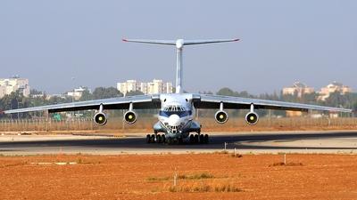 RA-76446 - Ilyushin Il-76TD - Volga Dnepr Airlines