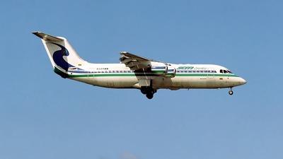 N509MM - British Aerospace Avro RJ100 - Sociedad Aeronáutica de Medellín (SAM)