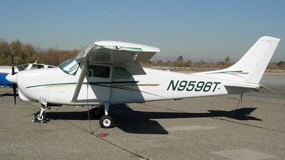 N9596T - Cessna 210 Centurion - Private