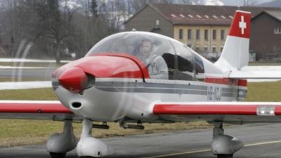 HB-KCJ - Robin DR400/140B Dauphin - Motorfluggruppe Langenthal