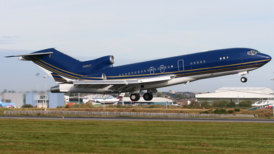 N800AK - Boeing 727-23(Q) - Peninsula Aviation