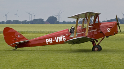 PH-VMS - De Havilland DH-82A Tiger Moth - The Flying Legends