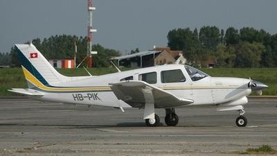 A picture of HBPIK - Piper PA28R201T - [28R7803343] - © Kristof Vandermoere