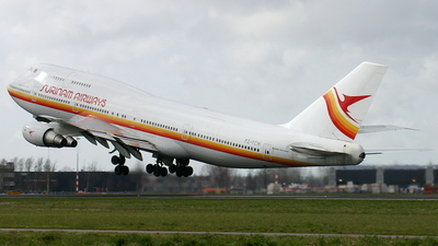 PZ-TCM - Boeing 747-306(M) - Surinam Airways