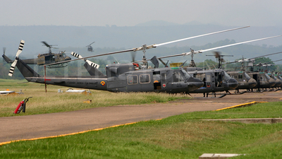 FAC4010 - Bell 212 - Colombia - Air Force