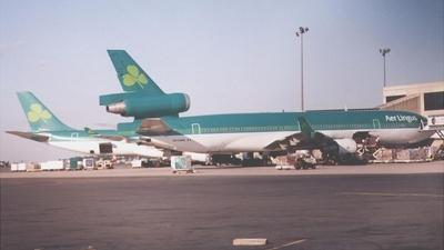 N272WA - McDonnell Douglas MD-11 - Aer Lingus (World Airways)