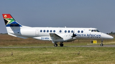 ZS-NRH - British Aerospace Jetstream 41 - South African Airlink