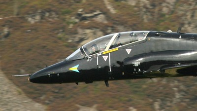 XX205 - British Aerospace Hawk T.1A - United Kingdom - Royal Air Force (RAF)