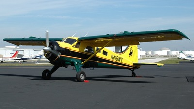 N416WY - De Havilland Canada DHC-2 Mk.I Beaver - Private