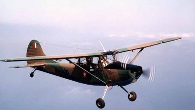 9H-ACD - Cessna L-19E Bird Dog - Malta - Armed Forces