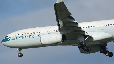 B-HLK - Airbus A330-342 - Cathay Pacific Airways