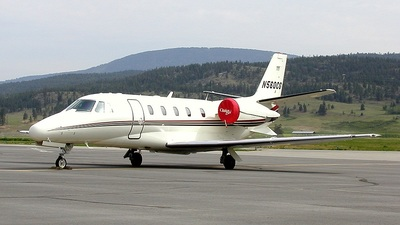 N560CG - Cessna 560XL Citation Excel - Private