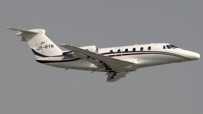 JY-RYN - Cessna 650 Citation VII - RayaJet