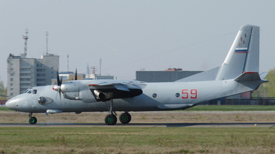 59 - Antonov An-26 - Russia - Air Force