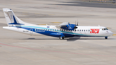 D4-CBT - ATR 72-212A(500) - TACV Cabo Verde Airlines