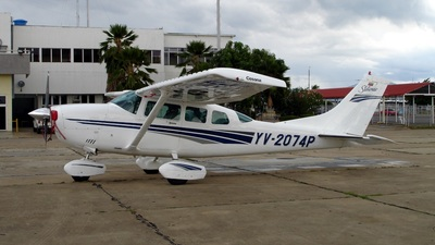 YV-2074P - Cessna U206G Stationair - Private