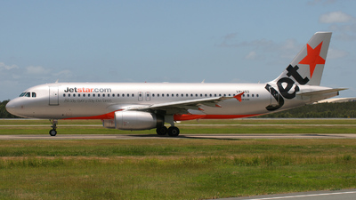VH-VQO - Airbus A320-232 - Jetstar Airways
