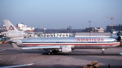 N1755 - McDonnell Douglas MD-11 - American Airlines