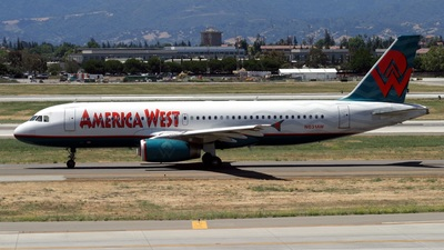 N631AW - Airbus A320-231 - America West Airlines