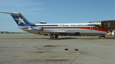 N5728 - McDonnell Douglas DC-9-14 - Texas International Airlines