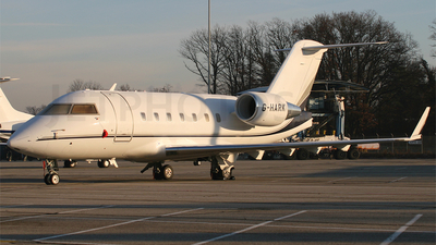 G-HARK - Bombardier CL-600-2B16 Challenger 604 - Private