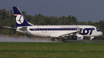 SP-LIM - Embraer 170-200LR - LOT Polish Airlines