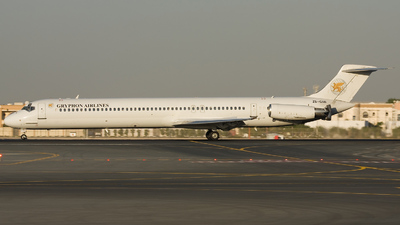 ZS-GAB - McDonnell Douglas MD-82 - Gryphon Airlines