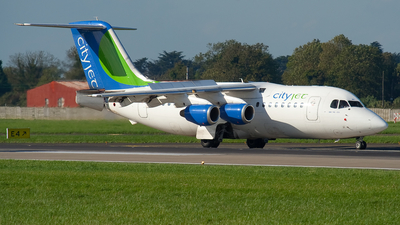 EI-CNQ - British Aerospace BAe 146-200 - CityJet